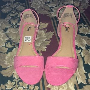Watermelon Pink Sandal